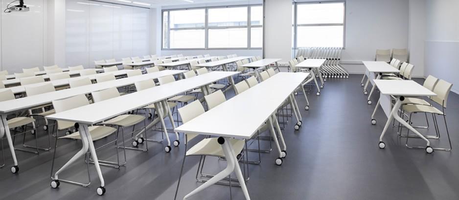 Mobiliario para oficina muebles para direcci n despachos y oficina hermarta - Oficina empleo barcelona ...