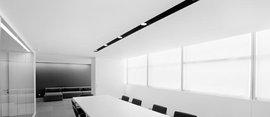 Techos t cnicos y tabiquer a seca para oficina techos - Falsos techos registrables ...